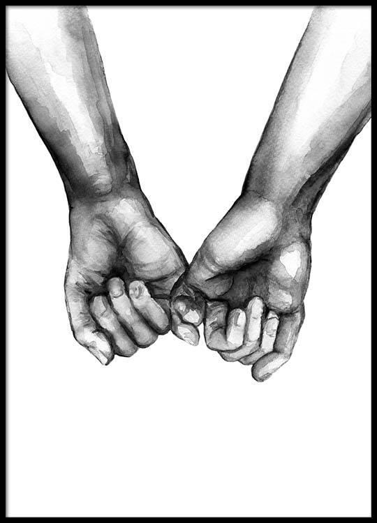 Hand In Hand Bilder